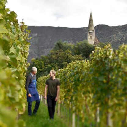 Eine erfolgreiche Weißwein-Tradition.